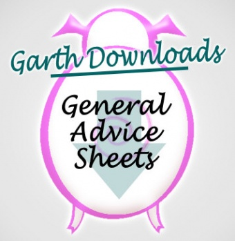 General Standard Advice Sheets